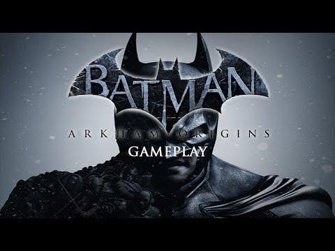 Batman: Arkaham Kökenleri Oyun S Komentiranjem [ᴄʀᴏ/ʙɪʜ/sʀʙ/ᴍɴᴇ]