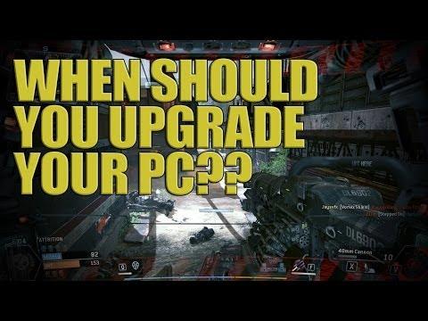 Pc Yükseltir - Ne Zaman Bilgisayarınızı Yükseltmek? -Titanfall Yorum
