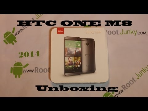 Yeni Htc One M8 2014 Kutulama & İlk İzlenimler