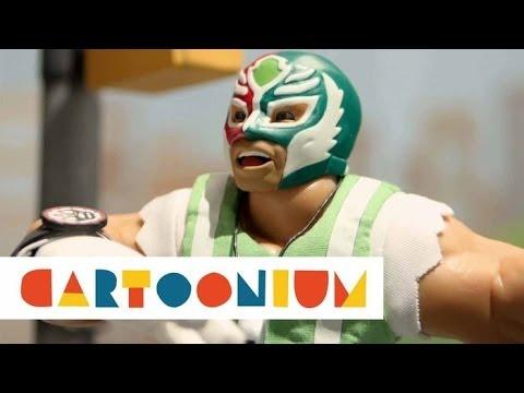 Rey Mysterio - Bekleyiş - Wwe Slam City