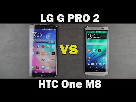 Lg G Pro 2 Vs Htc Bir M8