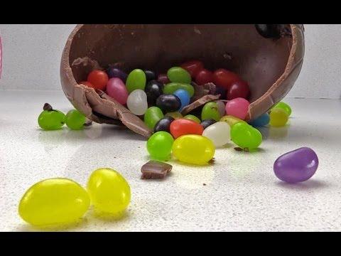 O Ann Reardon Yemek Yapmayı Nasıl Paskalya Yumurta 8 Eğlenceli Çikolata Olun Yumurta