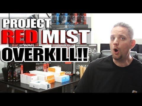 Kırmızı Sis Part 1 - Parçaları Proje