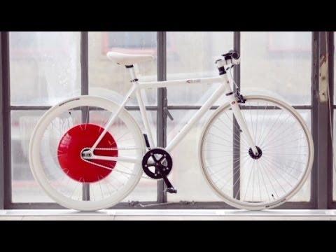 Geleceğin Hibrid Elektronik Bisiklet