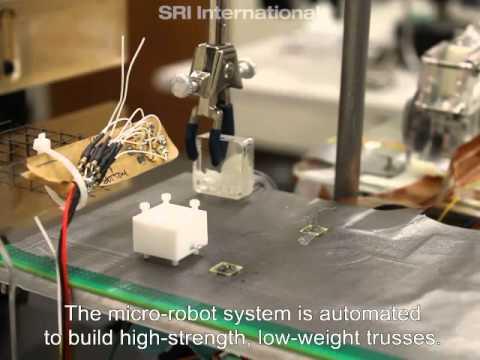 Manyetik Olarak Mikro-Robot Gelişmiş İşleme Uygulamaları İçin Tahrik