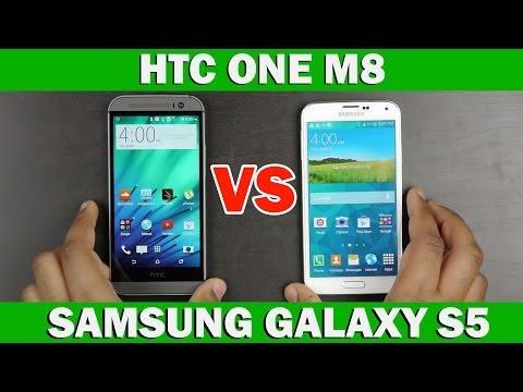 Samsung Galaxy S5 Vs Htc Bir M8 Tam Karşılaştırma