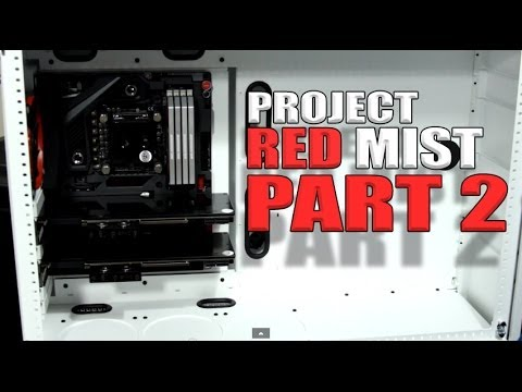 Kırmızı Sis - Bölüm 2 - Waterblocks Ve Planlama Projesi