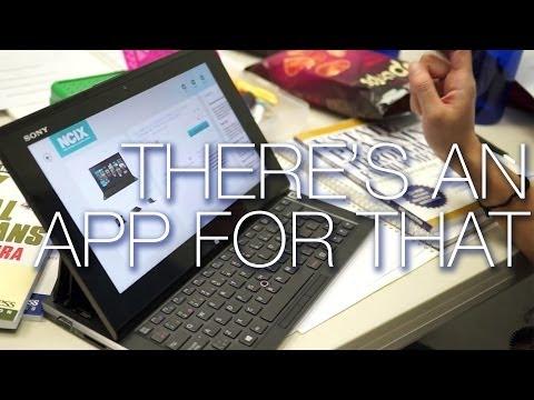 Windows 8 İçin Ncıx Apps, Ios + Android!