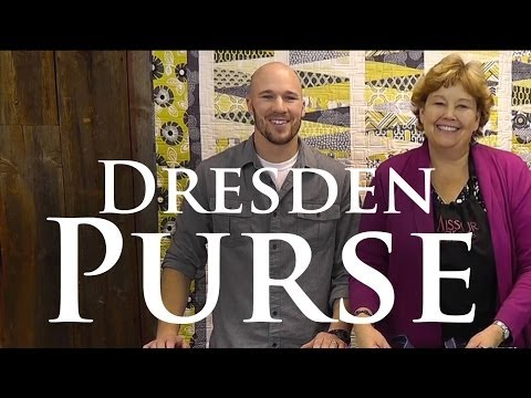 "Dresden Çanta - Yapmak Harika Çanta Kullanarak Katman Kek! (10"" Kareler)"