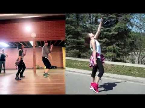 Na Na - Trey Songz Dans Video Kapak @mattsteffanina Koreografi