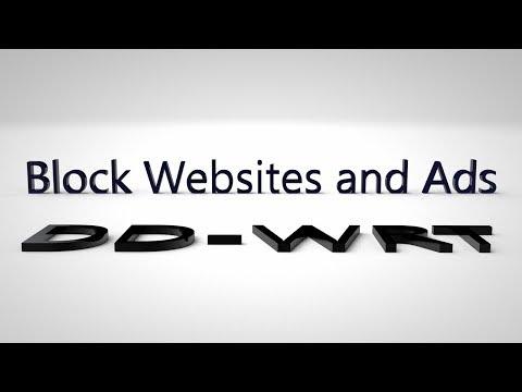 Web Siteleri Ve Bir Dd Kullanarak Reklamları Engellemek İçin-Wrt Yönlendirici Etkin