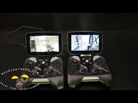 Nvidia Kalkan Uzak Oyun Uygulamalı Akarsu: Titanfall Ve Portal
