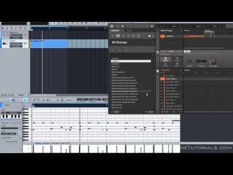 Maschine 2.1 Mıdı Toplu Güncelleştirme Sürükle Ve Bırak Mıdı Studio Bir 2'ye