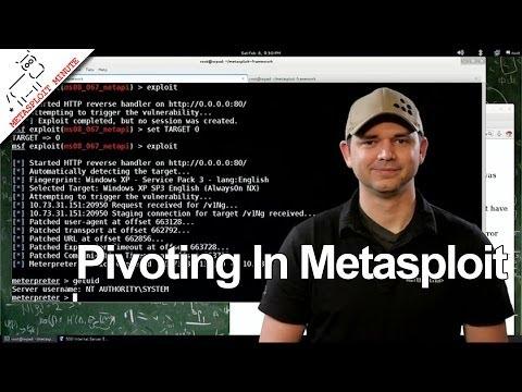 Metasploit - Metasploit Dakika Döner