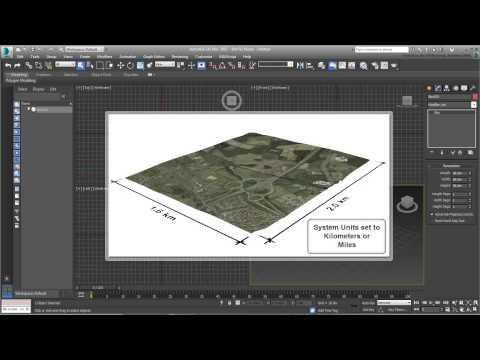 3Ds Anlama Fazla Birim - Bölüm 01 - Proje Ölçek