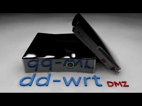 Dd Dmz Kullanarak Bağlantı Noktalarını Nasıl Açacağınızı-Wrt Yönlendiriciler İçin Sony Ps3 Ve Ps4, Xbox Bir Ve 360 Live