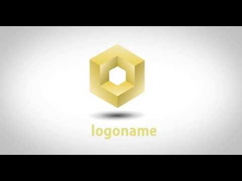 After Effects 3D Logo Intro