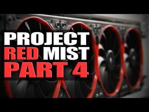 Kırmızı Sis Proje: Onun Bir Pc Gibi Görünmeye Başladı Bölüm 4 -!