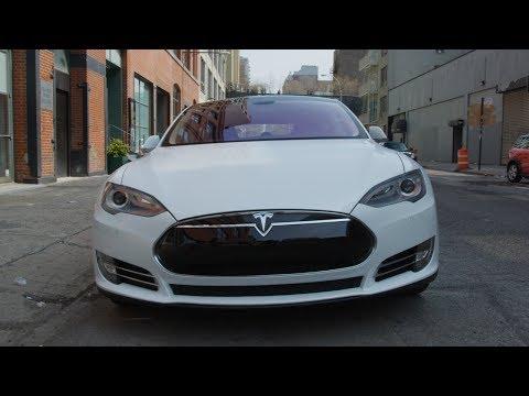 Tepe 5 Tesla Model S Şekil!