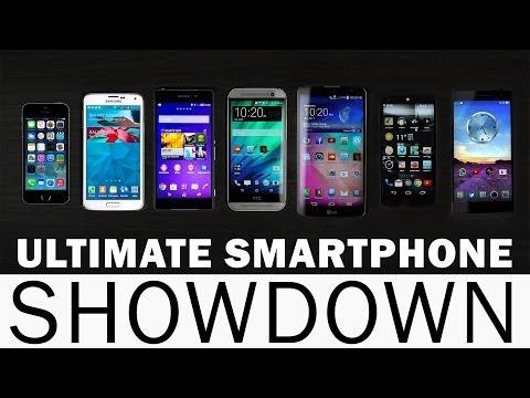 2014 Son Smartphone Showdown!