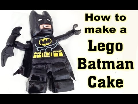 Lego Batman Gotham Kek, Ps3, Ps4, Xbox, Bu Pişirmek Nasıl Kek Lego Film Ann Reardon
