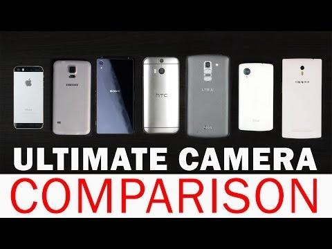Son Smartphone Kamera Karşılaştırma