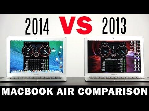 2014 Macbook Air Vs 2013 Macbook Air