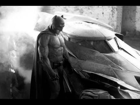 Ben Affleck Batman Olarak İlk Bakışta!!!