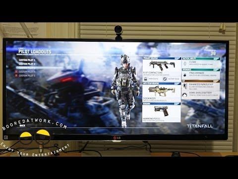 Titanfall 1440P Oyun Lg 34Um95 Ultrawide Qhd Monitör [4K]