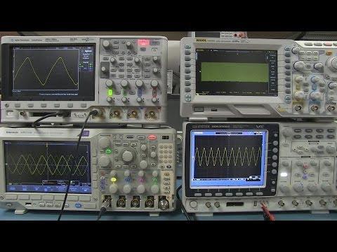 Eevblog #617 - Tektronix Osiloskop Anomali