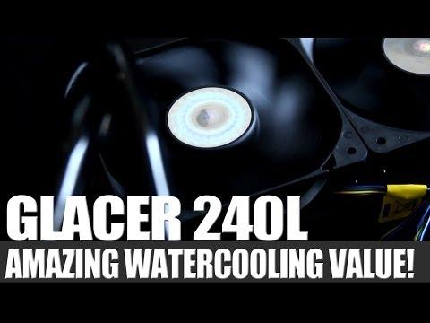Özel Döngü Performansı Bir Aıo Serin? Cooler Master Glacer 240L