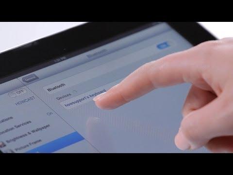 Bir İpad İle Gerçek Bir Klavye Kullanmayı | Mac Temelleri