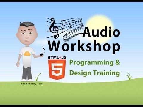 Ses Atölyesi 7 Hız Ayarları Javascript Playbackrate Eğitimi