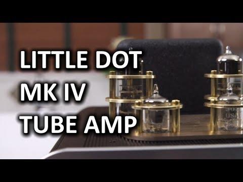 Küçük Nokta Mk Iv Tüp Amplifikatör