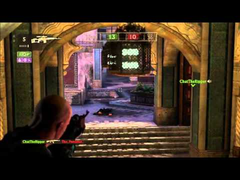 Eski Uncharted 2 Online Okul: Rekabetçi 2V2 Multiplayer