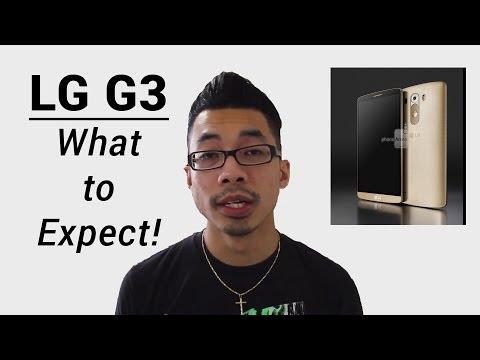 Lg G3 - Ne Sunuyoruz!