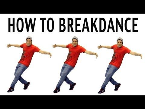 Nasıl Breakdance İçin | En İyi Rock Öğretici W / @marqosm