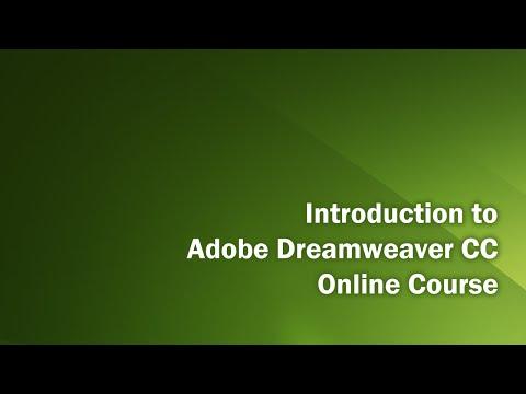 Dreamweaver Cc Giriş Sınıfı Bölüm 1
