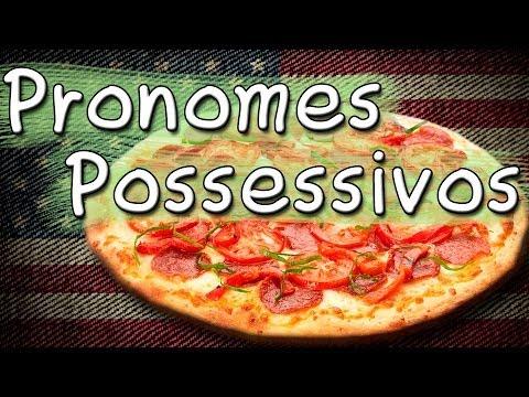 Pronomes Possesivos - İyelik Sıfat Ve İyelik Zamiri - Curso De Inglês