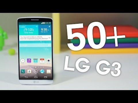 50 + İpuçları Ve Hileler Lg G3 İçin!