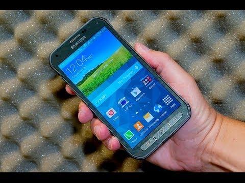 Samsung Galaxy S5 Etkin Unboxing Ve Donanım Tur