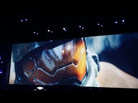 Halo Master Chief Edition Canlı E3 Oyun