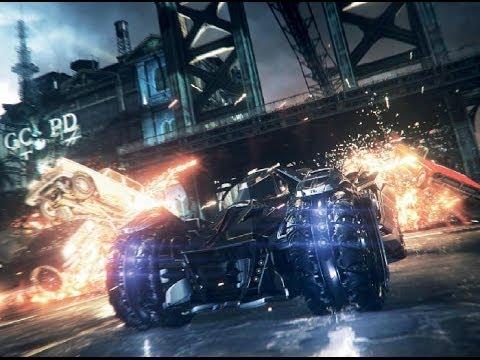 Batman Arkham Knight: E3 Batmobile Oyun