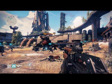 Kader Alfa: E3 Pvp Multiplayer Oyun [Ps4]