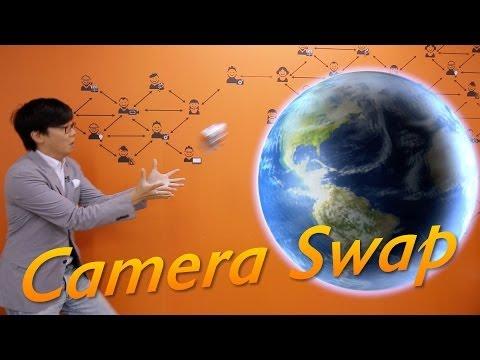 Kamera Swap - Digitalrev Tv Takas Kameralarla!
