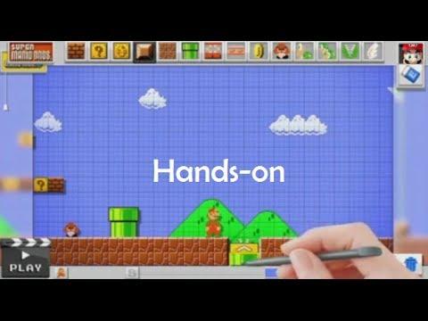 Mario Maker Wii U Eller
