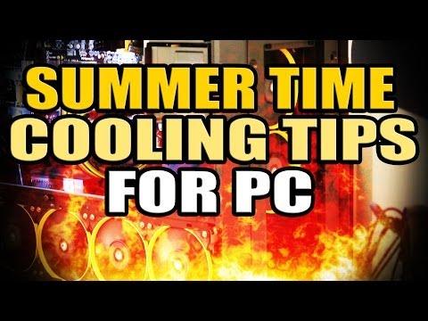 Pc İpuçları Yaz Saati Temps İçin Soğutma