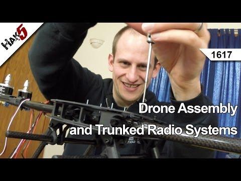 Robot Derleme Ve Hatlı Telsiz Sistemleri, Hak5 1617