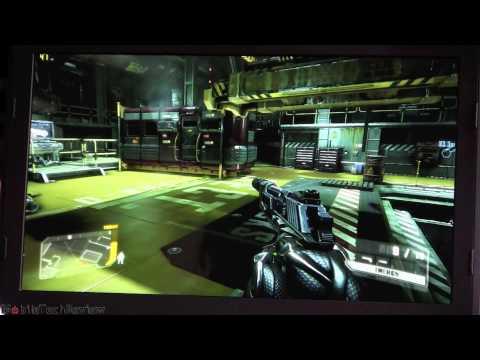 Msı Gt60 Dominator 3K Oyun Demo