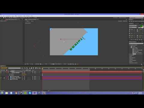 After Effects Cs6 Tutorıal - Animasyon Hazır Ayarları Uygulamak İçin 158-7 Yolları